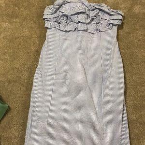 Vineyard Vines Seersucker Dress